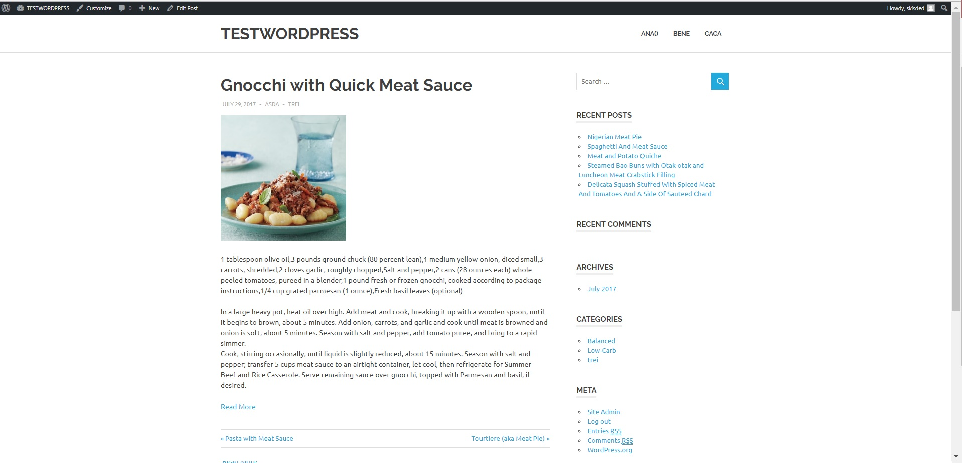 Recipeomatic automatic recipe post generator plugin for wordpress recipeomatic automatic recipe post generator plugin for wordpress forumfinder Choice Image