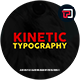 Kinetic Titles II - VideoHive Item for Sale