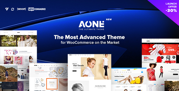 A-One - Universal WooCommerce Theme