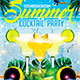 Cocktail Summer Party Flyer - GraphicRiver Item for Sale