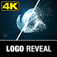 Snow Blizzard Logo Reveal - VideoHive Item for Sale