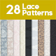 28 Seamless Lace Patterns