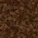 Coffee Beans Seamless Vector Pattern
