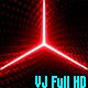 Three-beam Star VJ - VideoHive Item for Sale