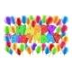 Balloons Happy Birthday Sign
