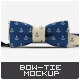 Bow Tie Mock-Up