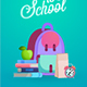 Back To School Card Set