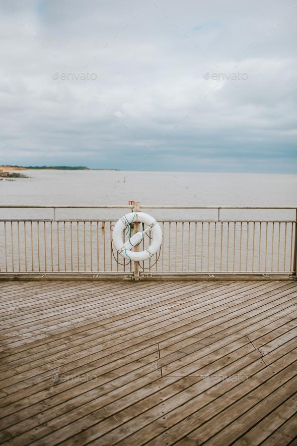 Southwold Pier detail