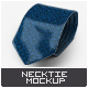 Necktie Mock-Up - GraphicRiver Item for Sale
