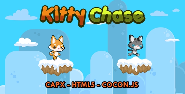 CodeCanyon Kitty Chase 20413425