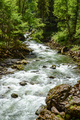 River flowing through the Breitachklamm Gorge - PhotoDune Item for Sale