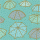 Splashing Umbrellas Pattern - GraphicRiver Item for Sale