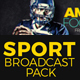 Sport Boadcast Pack - VideoHive Item for Sale