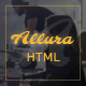 Allura - Portfolio HTML5 Template - ThemeForest Item for Sale