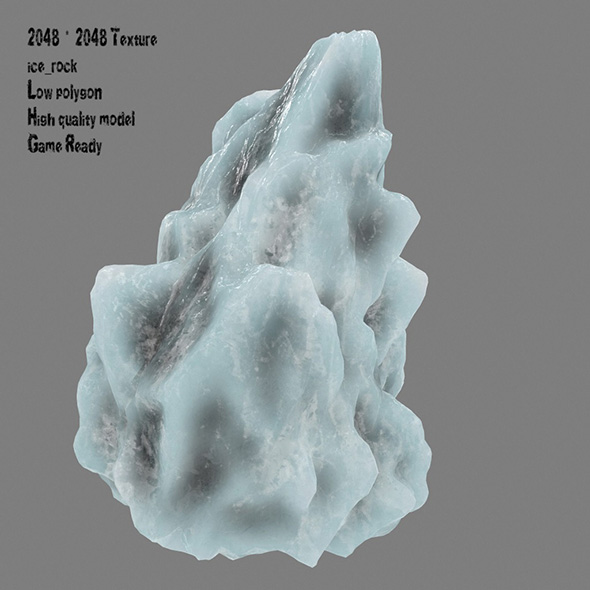 ice 12 - 3DOcean Item for Sale