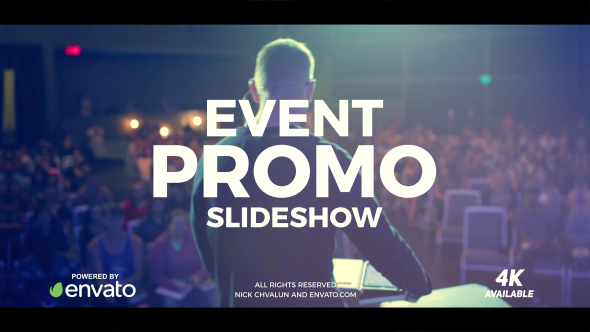 Event Promo // Conference Opener