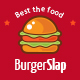 Burger Slap - Fast Food Restaurant WordPress Theme