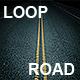 Night Road Loop Background - VideoHive Item for Sale