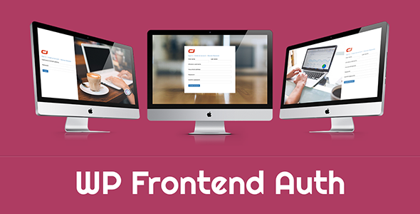 WP Frontend Auth - CodeCanyon Item for Sale