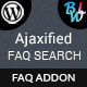 Ajaxified FAQ Search - Advanced FAQ Addon
