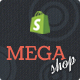 Mega Shop - Sectioned Multipurpose Shopify Theme - ThemeForest Item for Sale