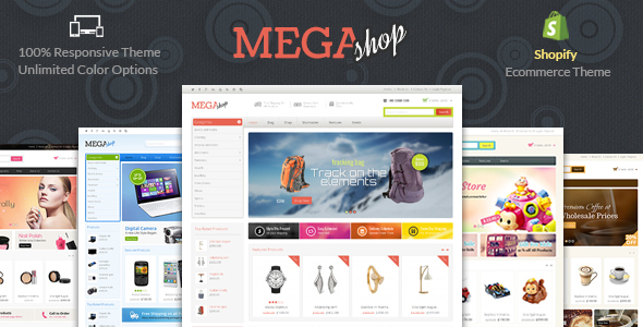 Image of Mega Shop - Sectioned Multipurpose Shopify Theme