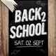 Back to School Psd Flyer - GraphicRiver Item for Sale