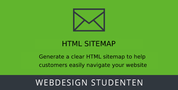 HTML Sitemap Magento 2 extension - CodeCanyon Item for Sale