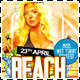 Spring Break & Beach Party Flyer - GraphicRiver Item for Sale