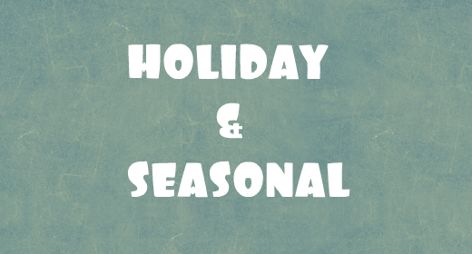 Holiday & Seasonal