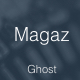 Magaz - Magazine and Multipurpose Clean Ghost Theme - ThemeForest Item for Sale