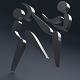 Martial Arts Print 3D