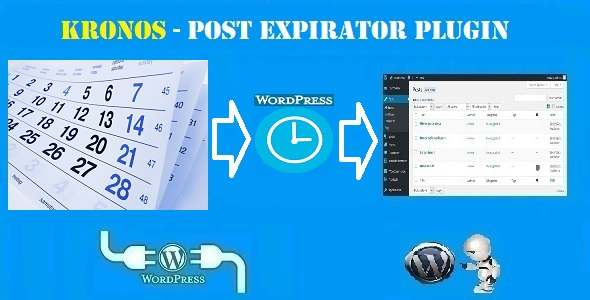 Kronos Automatic Post Expirator Plugin for WordPress - CodeCanyon Item for Sale