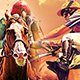 Horse Racing Flyer Bundle - GraphicRiver Item for Sale