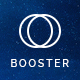 Booster - Business and multipurpose (Bootstrap 4 and Gulp)  HTML Template
