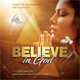Believe in God CD Cover - GraphicRiver Item for Sale