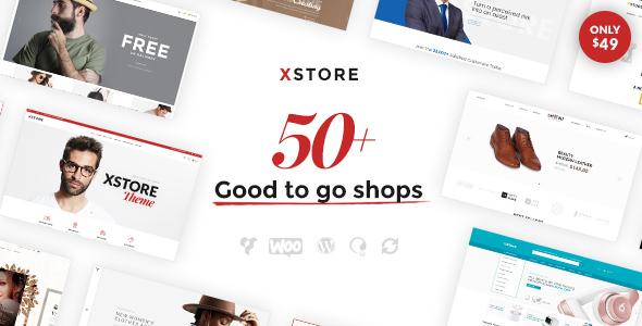 XStore - Responsive WooCommerce Theme - WooCommerce eCommerce