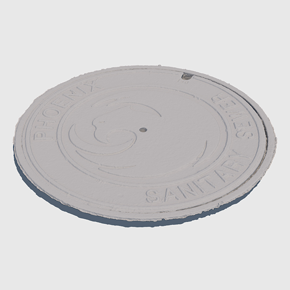 Sanitary Manhole Cover
