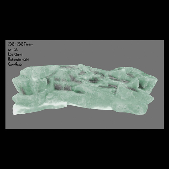 ice 23 - 3DOcean Item for Sale