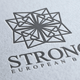 Strong Logo - GraphicRiver Item for Sale