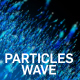 Particles Wave - VideoHive Item for Sale