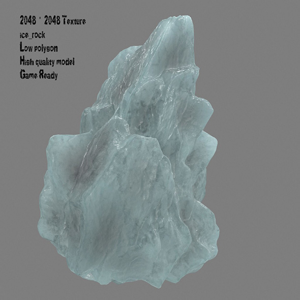 ice 31 - 3DOcean Item for Sale