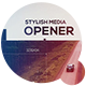 Stylish Media Opener