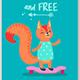 Animals Card Set