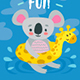 Animals Card Set - GraphicRiver Item for Sale
