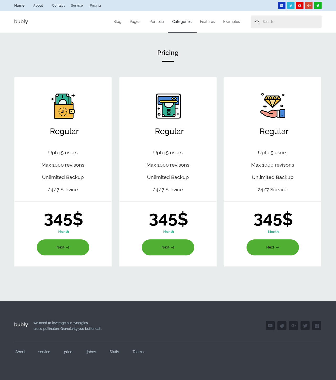 Service Pricing.Cloud Service Pricing. Our Services. Fenerbah ...