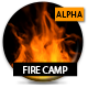 Ground Fire 60 Fps - Fire Camp - VideoHive Item for Sale