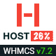 WHMCS + HostLab - Responsive Hosting Service With WHMCS Template - ThemeForest Item for Sale