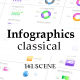 Infographics classical