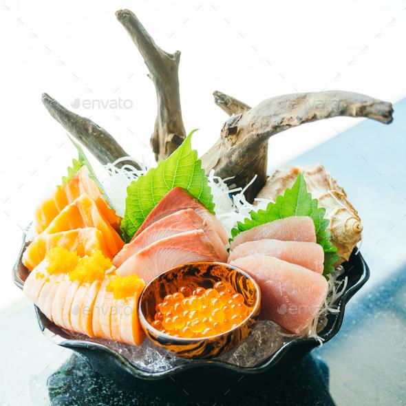 Sashimi - Stock Photo - Images